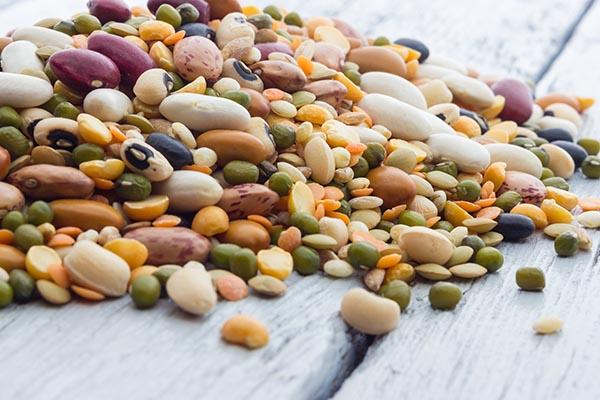 Legumi, cereali